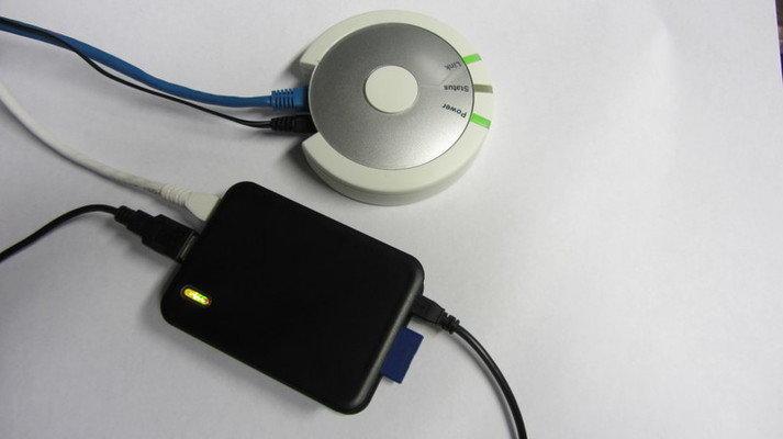 HMLan adapter setup