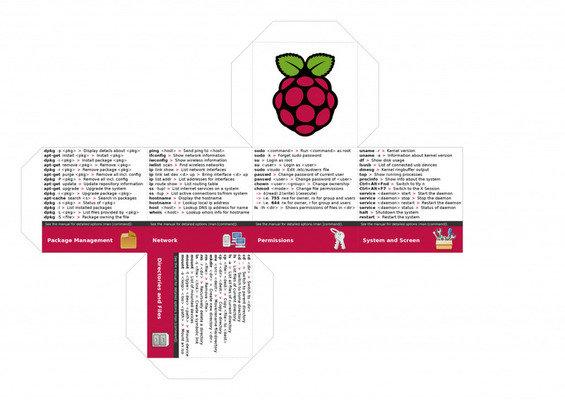 Raspberry Pi Cheat Cube